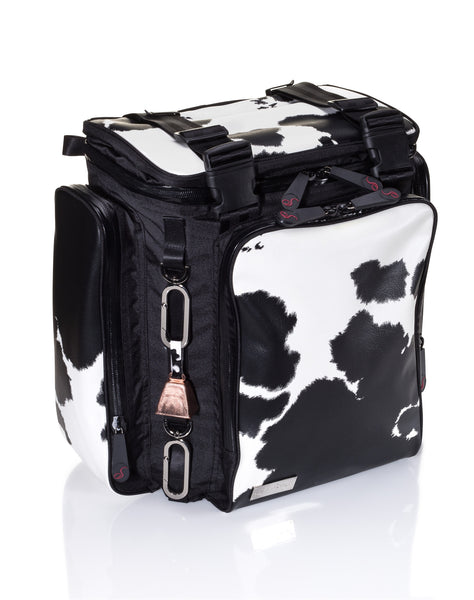 Backpack | Sterling O'Keefe | Life Style | Travel | Ski | Holy Cow | Cow Print