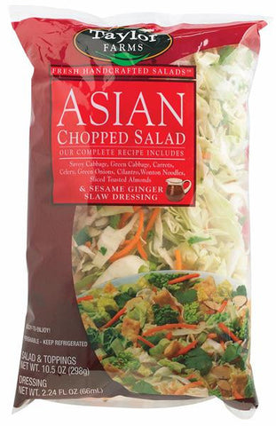 Taylor Farms Asian Cashew Chopped Salad