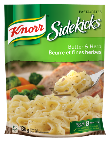 Pasta Side Butter and Herbs Knorr