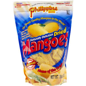 Phillippine Dried Mangoes