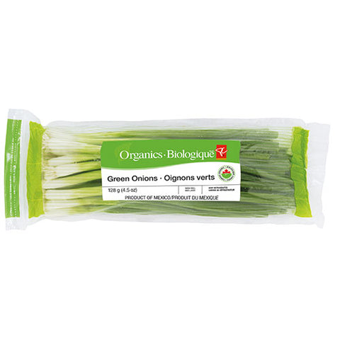 Organic Green Onions Bunch
