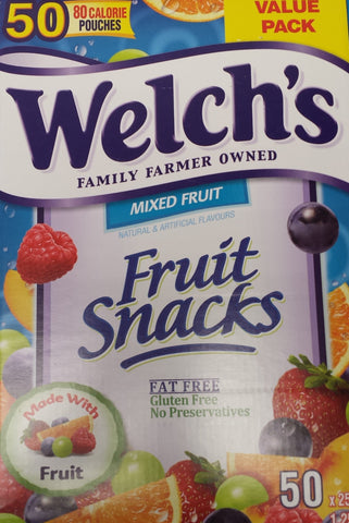 Welch's Snack