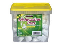 Kirkland Signature Dishwasher Packs