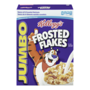 Cereal Frosted Flakes Family Size