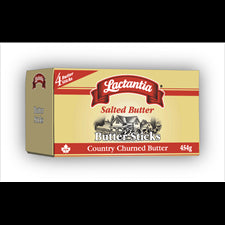 Lactantia Butter Sticks Box