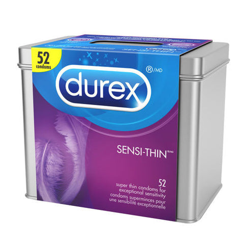 Durex sensi-thins Condoms