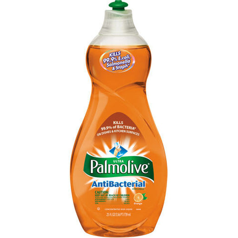 Dish Soap Palmolive Orange