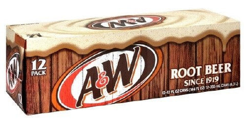 Root Beer Case Pack