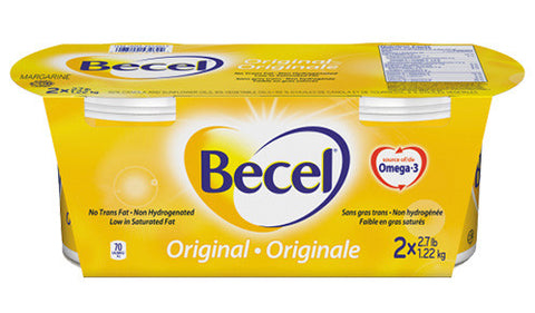 Margarine Becel 2 Units