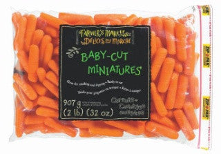 Farmer's Market Baby Cut Carrots
