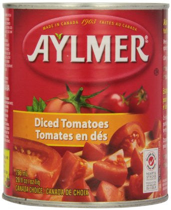Alymer Diced Tomatoes