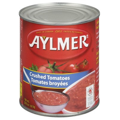 Aylmer Crushed Tomatoes