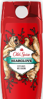 Old Spice Body Wash Bearglobe