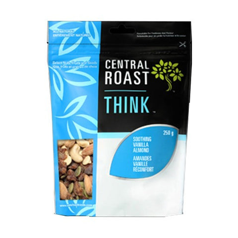 Central Roast Think Soothing Vanilla Almonds