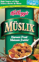 Kellogg's MÃœSLIX Harvest Fruit Cereal