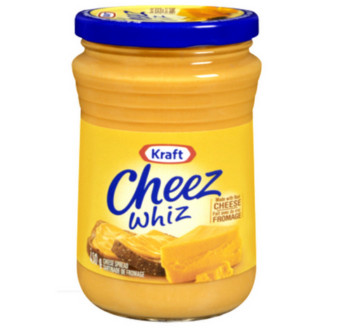 Cheez Whiz Original
