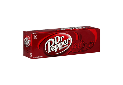 Dr Pepper Box