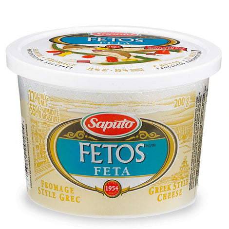 Cheese Feta Saputo