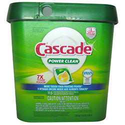 Cascade Power Clean Dish Washer