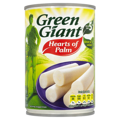 Green Giant Heart Palms