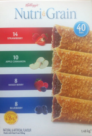 Nutri-Grain Pack of 40