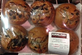 Kirkland Blueberry Muffin (2 Packs)