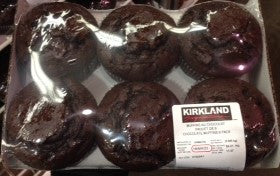 Kirkland Chocolate Muffin (2 Packs)