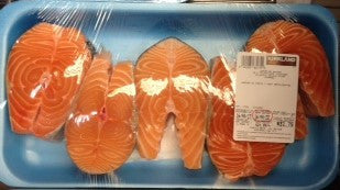 Kirkland Atlantic Salmon Steak