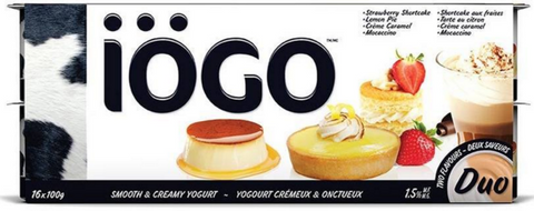 IÖGO Two Flavours