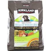 Kirkland Signature Healthy Weight Dog Food