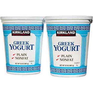 Kirkland Greek Yogurt