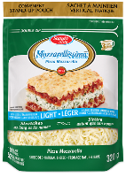 Mozzarellissima Shredded