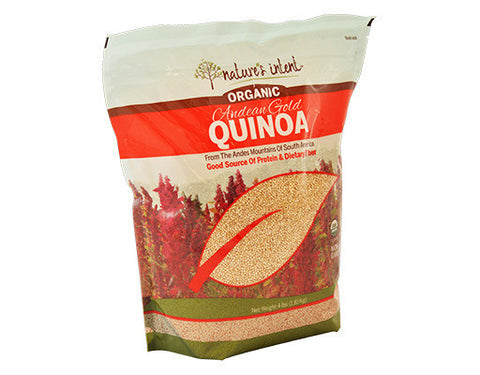 Nature's Intent Organic Quinoa