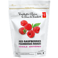 PC Choice Red Raspberries