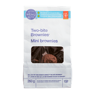PC Two Bite Mini Brownies