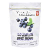 PC Choice Canadian Wild Blueberries
