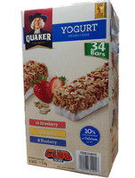 Quaker Yogurt Bars