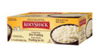 Rice Pudding Kozy Schack Pack