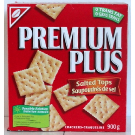 Premium Plus Crackers