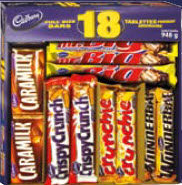 Cadbury Chocolate Variety Pack