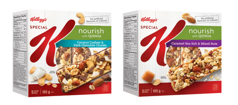 Kellogg's Special K Nourish with Quinoa Pack of 20