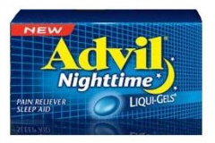 Advil Nighttime