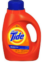 Laundry Detergent Tide 48 washes