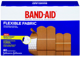 Flexible Fabric Strips Band-Aid