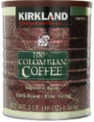 Kirkland Signature Colombian Coffee