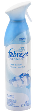 Febreeze Spray