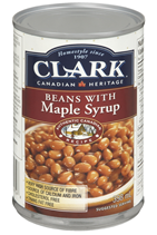 Beans with Maple Syrup Clark