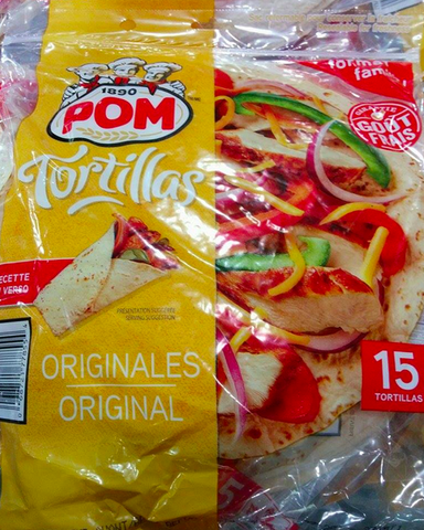 Pom Tortillas Original