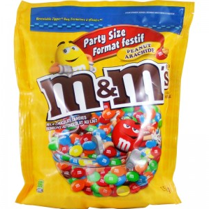 M&M 'S Peanut Chocolates