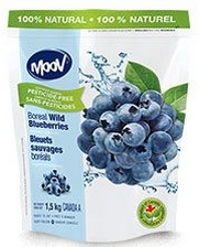 Frozen Wild Blueberries Moov
